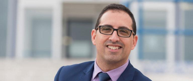 Iván Grande, new director of Bilbao Airport