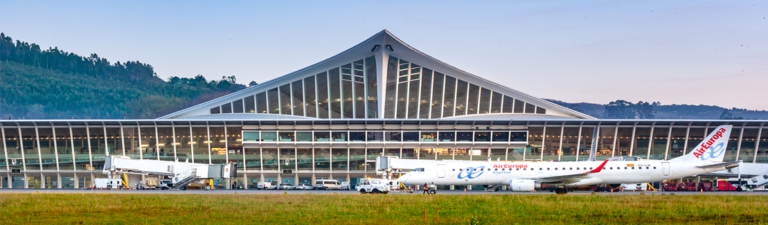 Bilbao Airport takes off with the summer